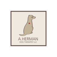 Logo Design A Herman Dog Therapist
